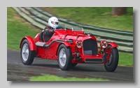 Aston Martin Speed 1940 race