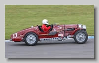 Aston Martin Speed Model 1937 racer