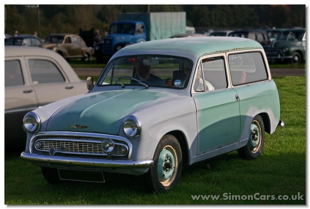 Simon Cars Hillman Husky