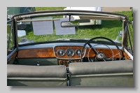 Singer Gazelle Series IIIB Convertible inside