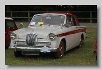 Singer Gazelle Series IIIa 1960 front