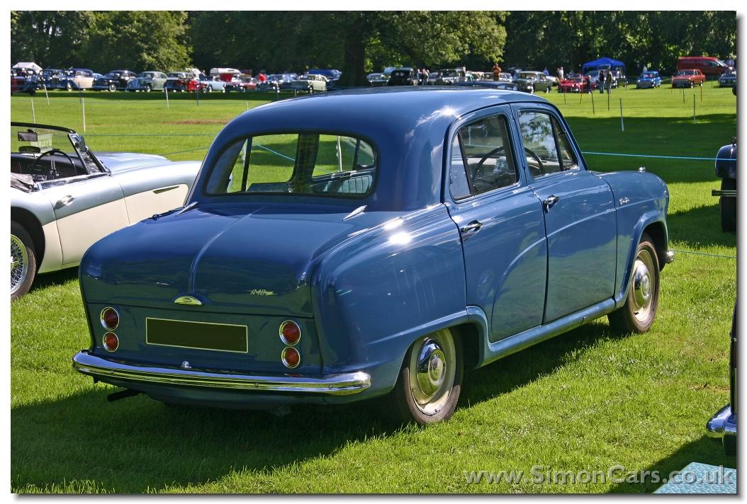 Simon Cars - Austin A40 Cambridge