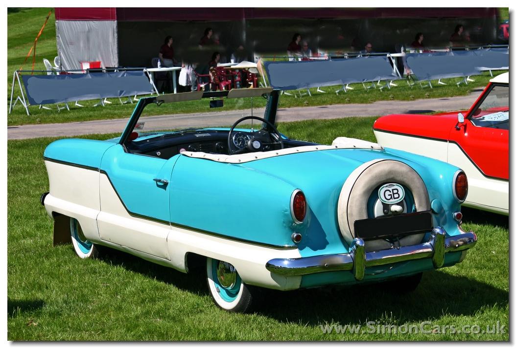 Austin Nash Metropolitan Cars For Sale In Uk