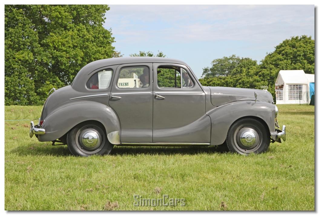Simon cars austin devon a40 for 1948 austin devon 4 door