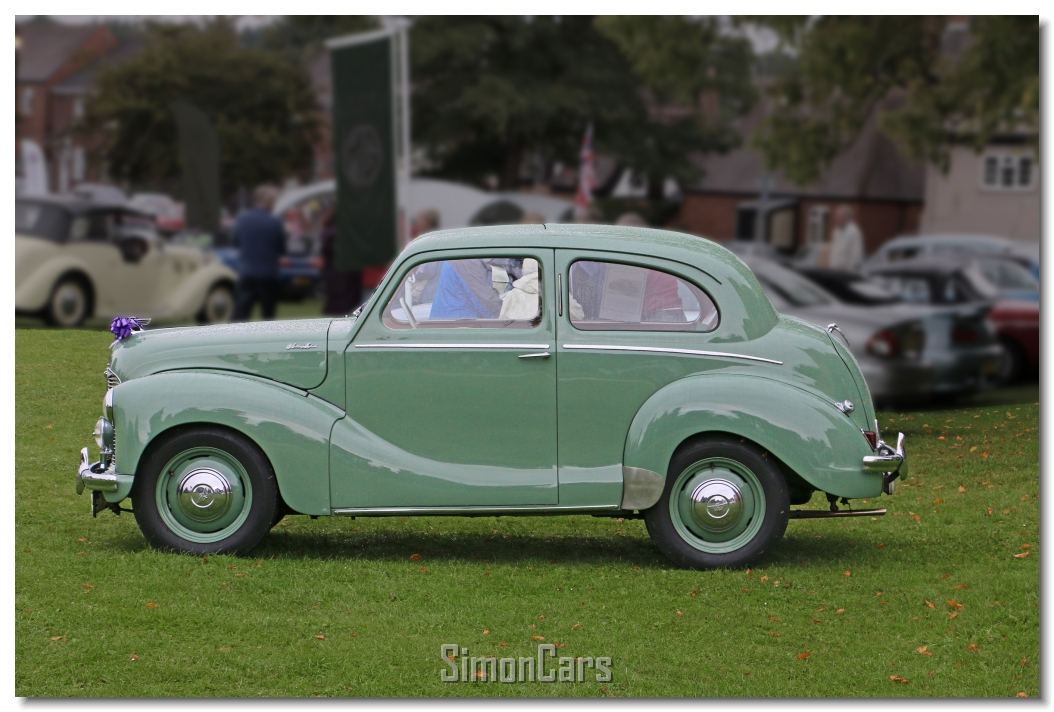 Simon cars austin dorset a40 for 1948 austin devon 4 door