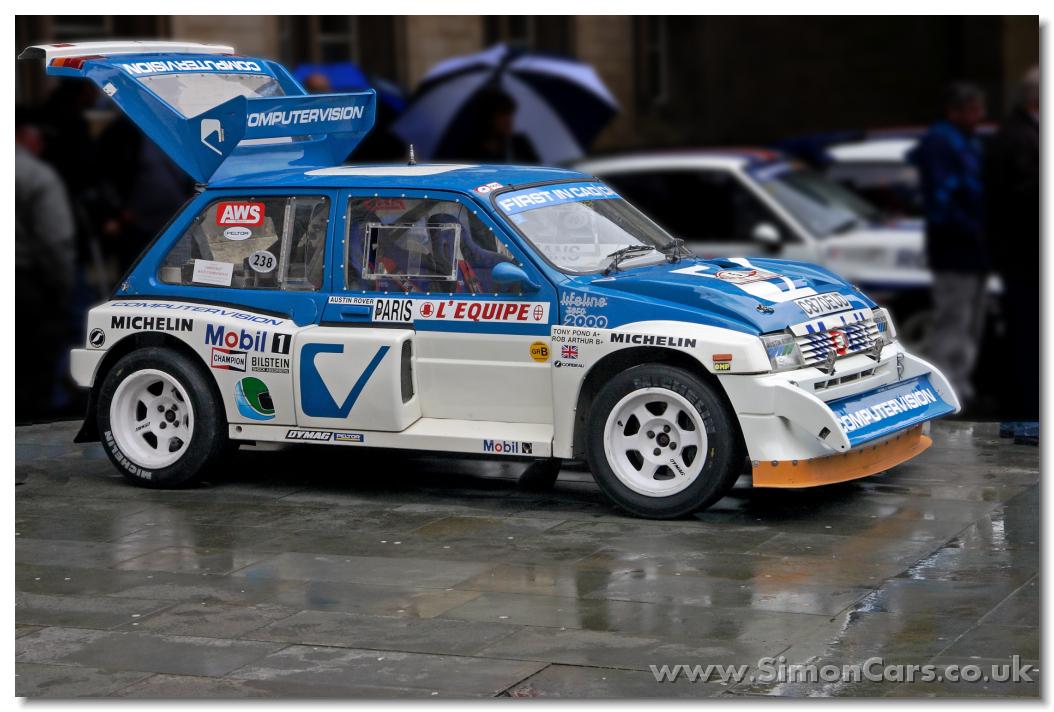Simon Cars - MG Metro 6R4