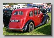 Austin 14-6 rear
