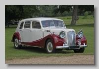 Austin A125 Limousine DM1 frontr