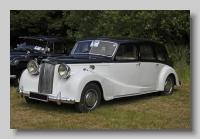 Austin A125 Limousine DM1 frontw