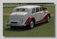 Austin A125 Limousine DM1 rear