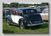 Austin A125 Sheerline DS1 rear