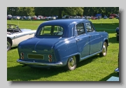 Austin A40 Cambridge rearb