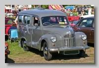 Austin A40 GP4 Countryman front