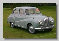 Austin A40 Somerset front