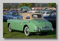 Austin A40 Sports rearg
