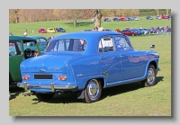 Austin A90 Westminster rearg