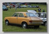 Austin Allegro 1300 Super S2 2-door rear