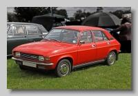 Austin Allegro 1300 Super S2 4-door front