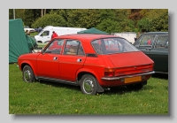 Austin Allegro 1300 Super S2 4-door rear