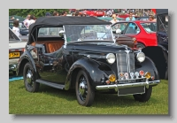 Austin Eight Tourer frontc