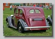 Austin Eighteen Norfolk rear
