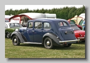 Austin Eighteen Windsor rear