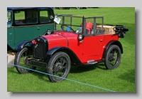 Austin Seven AD Tourer 1929 front
