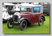 Austin Seven B-type Coupe 1930 front