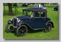 Austin Seven Type AE 2-seater 1930