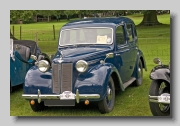 Austin Ten Saloon 1939 front