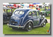 Austin Ten Saloon 1939 rear