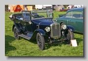 Austin Twelve 1924 Clifton front
