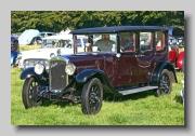 Austin Twelve 1930 Burnham front