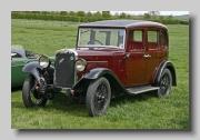 Austin Twelve 1933 Harley front