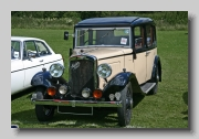 Austin Twelve 1934 Harley front