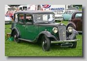 Austin Twelve 1935 Ascot front