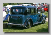 Austin Twelve 1935 Ascot rear