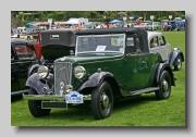 Austin Twelve 1936 Eton front