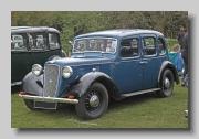 Austin Twelve 1937 Ascot front