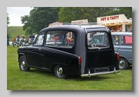 Woodall Nicholson A55 Hearse rear