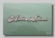 aa_Austin A90 Atlantic badge
