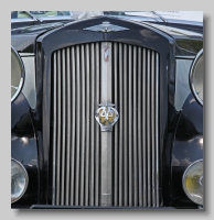 ab_Austin A125 Sheerline DS1 grille