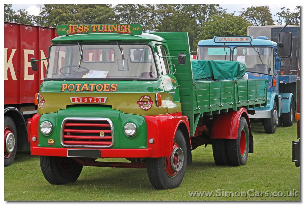 Simon Cars Austin Van Pickup Truck And Commercial