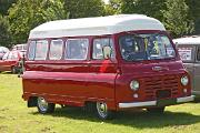 Austin 152 Camper Van front