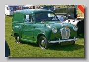 Austin A30 AV4 5cwt Van front