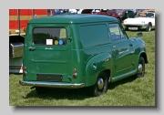Austin A30 AV4 5cwt Van rear