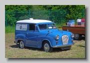 Austin A35 Van RAC front