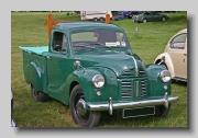 Austin A40 GQU4 Pickup 1951 front