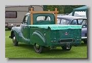 Austin A40 GQU4 Pickup 1951 rear