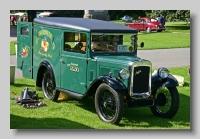 Austin AVH Seven Van 1936 front
